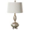 This item: Vercana Nickel One-Light Table Lamp, Set of 2