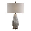 This item: Katerini Gray One-Light Table Lamp, Set of 2