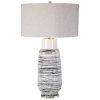 This item: Magellan Ivory One-Light Table Lamp
