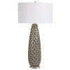 This item: Belregard Gray Table Lamp