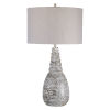 This item: Arapahoe Rust Brown and Gray One-Light Table Lamp