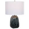 This item: Marimo Deep Teal One-Light Table Lamp