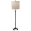 This item: Parnell Antique Brass Table Lamp