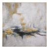 This item: Eclipse Multicolor Abstract Hand Painted Art