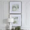 This item: Terra Forma Matte Black Framed Modern Prints, Set of 2