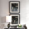 This item: Rustic Patina Framed Print, Set of 2
