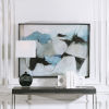 This item: Winter Crop Multicolor Abstract Art