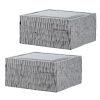 This item: Jessamine Metallic Silver Wall Shelves, Set of 2