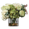 This item: Cecily Cream and Sage Hydrangea Bouquet