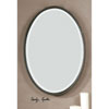 This item: Sherise Oval Mirror