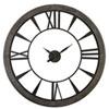 This item: Ronan Rustic Bronze Large Wall Clock