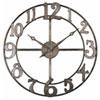 This item: Delevan Clock