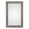 This item: Kanuti Metallic Gray Mirror