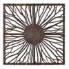 This item: Josiah Square Metal Wall Art