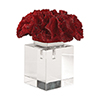 This item: Red Coral Cluster Decorative Accessory