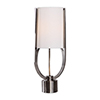 This item: Centino Brushed Nickel One-Light Buffet Lamp