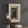 This item: Seana Agate Stone Shadow Box