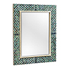 This item: Makaria Coastal Blue Mirror