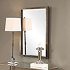 This item: Aburay Tarnished Silver Mirror