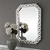 This item: Wellington Silver Mirror