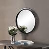 This item: River Station Galvanized Metal Mirror