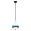This item: Somerset Oil Rubbed Bronze Four-Inch LED Mini Pendant