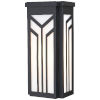 This item: Evry Oil Rubbed Bronze One-Light Outdoor Wall Sconce