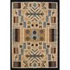 This item: Pelham Manhattan Gray Rectangular: 1 Ft. 10-Inch x 3 Ft. Rug
