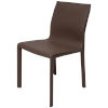 This item: Colter Dark Brown Dining Chair