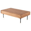 This item: Distrikt Natural Coffee Table