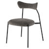 This item: Dragonfly Black Dining Chair