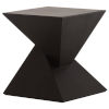 This item: Giza Matte Black Side Table