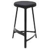 This item: Hyku Matte Black Bar Stool