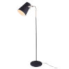 This item: Sawyer Dark Gray One-Light Floor Lamp
