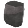 This item: Gio Lacquered Pewter Side Table
