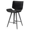 This item: Astra Black Counter Stool
