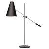 This item: Tivat Matte Black One-Light Table Lamp