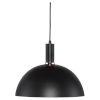 This item: Rosie Maxi Matte Black One-Light Pendant