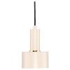 This item: Gemma Beige One-Light Mini Pendant