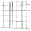 This item: Elton Polished Silver Shelf