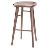 This item: Kami Walnut Bar Stool