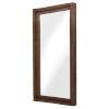 This item: Glam Walnut Wall Mirror