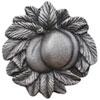 This item: Antique Pewter Georgia Peach Knob