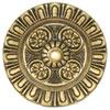 This item: 24K Satin Gold Kensington Knob