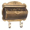 This item: Hummingbird Bronze Horizontal Mailbox