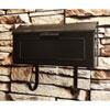 This item: Horizon Horizontal Mailbox