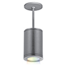 This item: Tube Architectural ilumenight Graphite LED 90 CRI Outdoor Pendant with 15  Degree Beam Spread