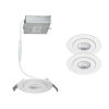This item: Lotos White Five-Inch LED ADA Recessed Model Kit, Pack of 2