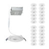 This item: Lotos White Five-Inch LED ADA Recessed Model Kit, Pack of 24