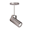This item: Silo Brushed Nickel 3-Inch 2700K LED Monopoint with 24-Inch Extension